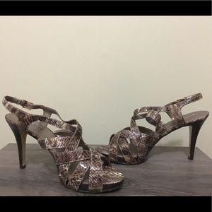 Bandolino Strappy Sandals